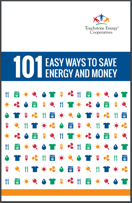 101 Ways to Save Money and Energy Cover