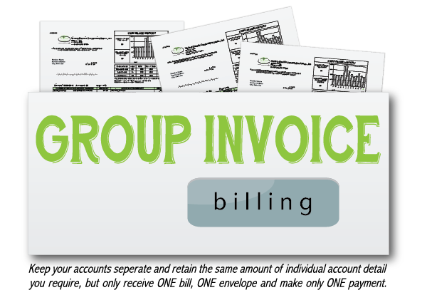 Group Invoice Billing
