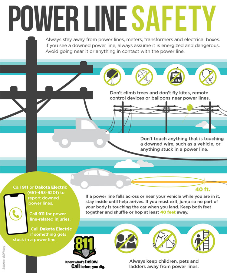Electrical Safety Tips   Victory Electric Cooperative