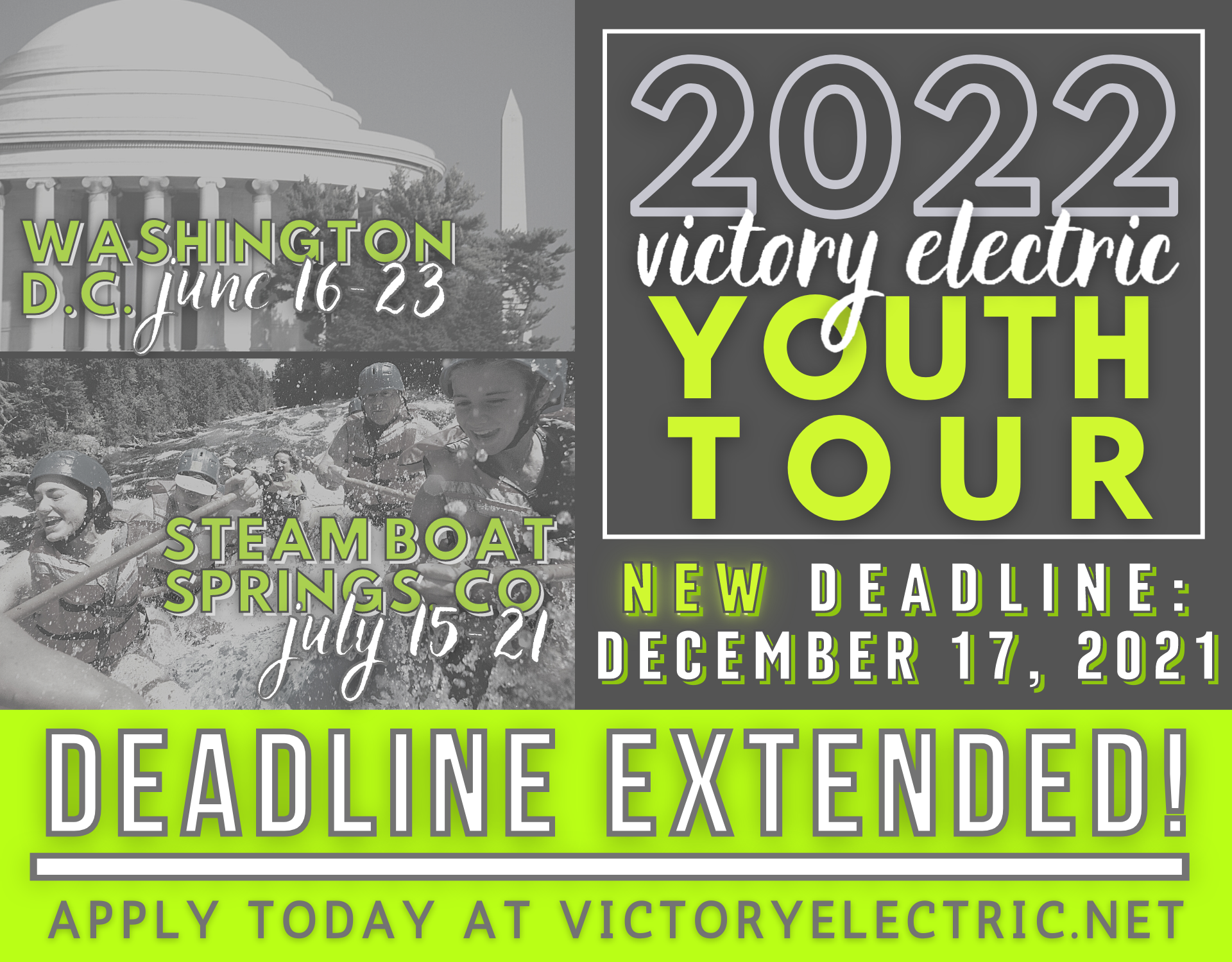 https://www.victoryelectric.net/sites/victoryelectric/files/revslider/image/2022%20YT%20Website%20Extended%20Deadline%21%20%281%29.png